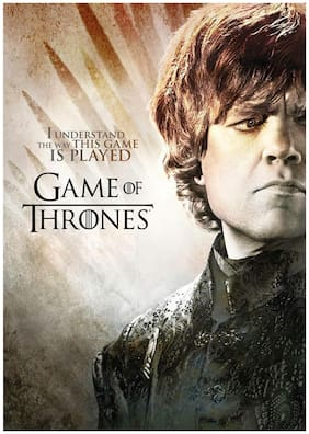 Posterskart Game Of Thrones Tyrion Lannister Quote Poster
