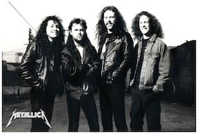 Posterskart Metallica Poster