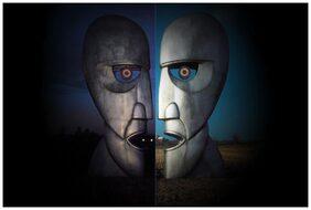Posterskart Pink Floyd Album Art Poster