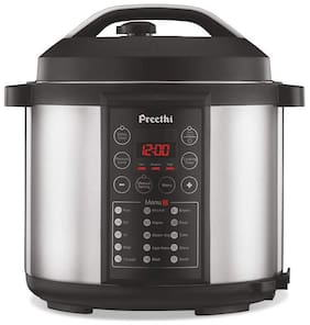 Preethi TOUCH EPC005 6 l Rice cooker