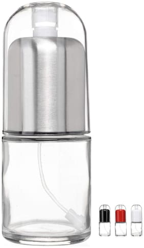 Premium Olive Oil Mister and Cooking Sprayer with Clog-Free Filter and Glass