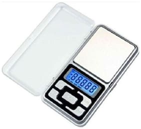 Premium Quality Multipurpose LCD Screen Digital Weighing Scale Machine with LCD Backlit Upto 200g For Measuring Small Itmes & Jewellery