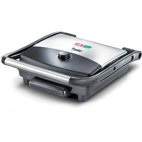 Prestige 4 Slice Electric Grill (Silver)