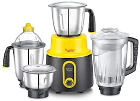 Prestige DELIGHT PLUS 750 W Mixer Grinder ( Multi , 4 Jars )