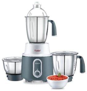 Prestige DELIGHT 800 W Mixer Grinder ( Grey , 3 Jars )
