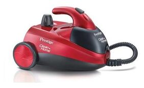 Prestige Dynamo 01 Clean Home Steam Cleaner (Red & Black)