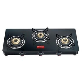 Prestige Marvel GTM 03 Black Gas stove