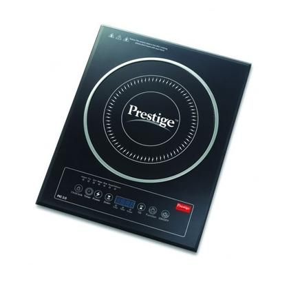 Prestige PIC 2.0 V2 2000 W Induction Cooktop (Black)