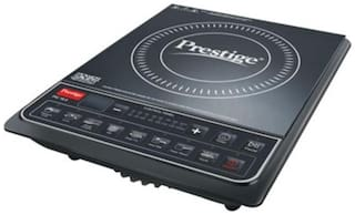 Prestige PIC 161600W 1600 W Induction Cooktop ( Black , Touch Panel Control)