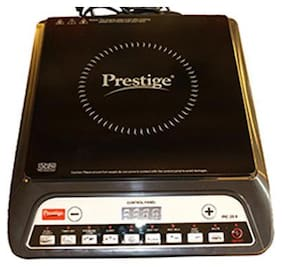 Prestige PIC 20.0 1200 W Induction Cooktop (Black)(Pack Of 2)