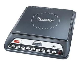 Prestige PIC 20.0 1200 W Induction Cooktop (Black)