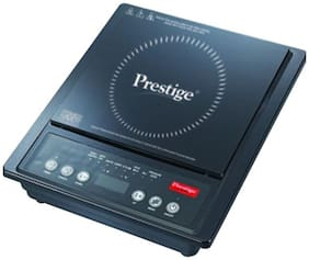 Prestige PIC 121500W 1500 W Induction Cooktop ( Black , Touch Panel Control)