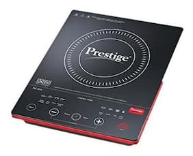 Prestige PIC 231600W 1600 W Induction Cooktop ( Black , Touch Panel Control)