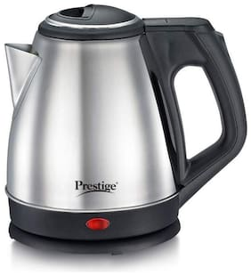 Prestige PKCS 1.2 L Silver Electric Kettle ( 1500 W )