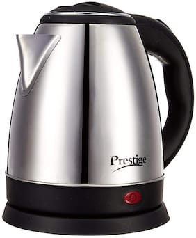 Prestige PKOSS 1.5 1.5 L Silver & Black Electric Kettle ( 1500 W )