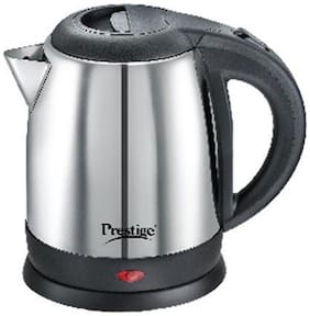 Prestige PKOSS 1.8 1.8 L Electric Kettle ( Silver & Black )