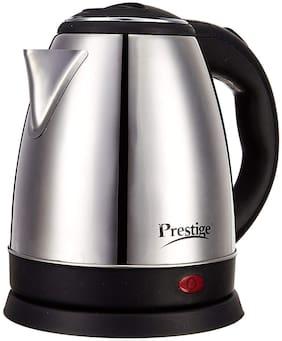 Prestige PKOSS 1.5 1.5 L Silver & Black Electric Kettle ( 1500 W )
