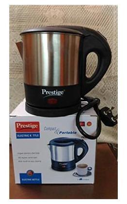 Prestige PKSS 0.5 41580 0.5 L Electric Kettle (Black)