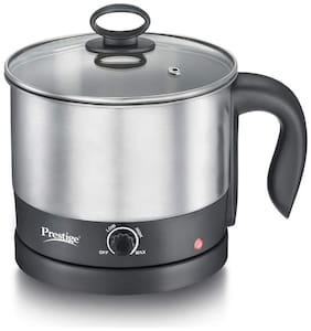 Prestige PMC 1.0 + 1 L Electric Kettle ( Silver )