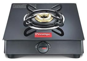 Prestige Prestige 1 Burner Regular Black Gas Stove ,