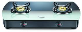 Prestige 2 Burner Manual Regular Assorted Gas Stove - Premia
