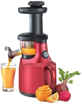 Prestige PSJ 1.0 200 W Juicer ( Red , 1 Jar )