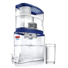 Prestige PSWP 3.0 10 Litre 3 Stage Purification Water Purifier (White & Blue)