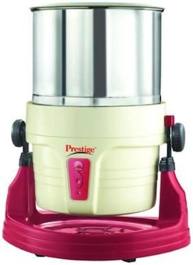 Prestige PWG-01 200 W Wet Grinder (White & Pink/1 Jar)