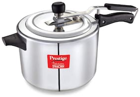 Prestige Straight Wall 5L Nakshatra Plus Innerlid Svachh Pressure Cooker