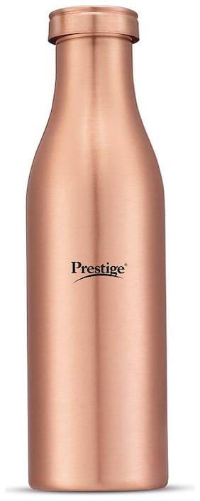 Prestige Copper Brown Water Bottle ( 950 ml , Set of 1 )