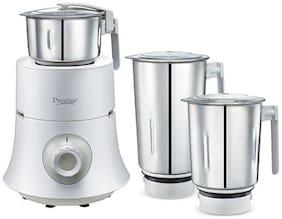 Prestige TEON 750 W Mixer Grinder ( White , 3 Jars )