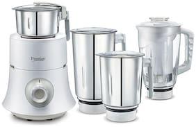 Prestige Teonstar 750 W 4 Jars Mixer Grinder ( White )
