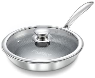 Prestige Tri Ply Honey Comb Non Stick Fry Pan 200mm