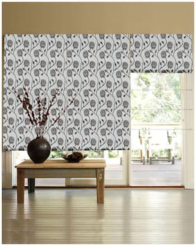 Presto Brown Jacquard Window Blind