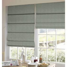 Presto Cream Stripes Jacquard Window Blind