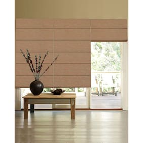 Presto Pink Abstract Jacquard Window Blind