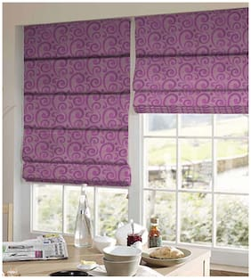 Presto Pink Jacquard Window Blind