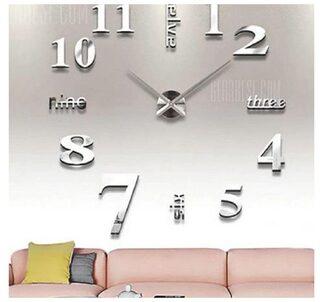 Edwin Clark Assorted Wall Clock