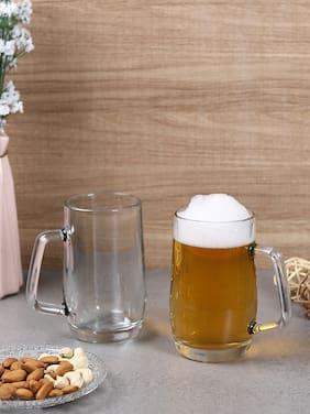 Prince Beer Mug 400ml 2pcs