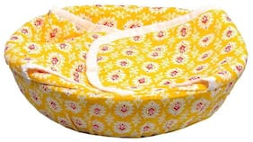 Printed roti cover pack of 2 ( 1 basket and 1 cover)