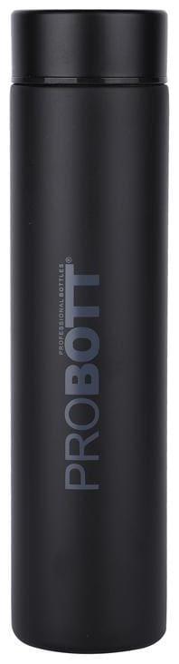 Probott Thermosteel Bottles Set of 1 ( Black , Stainless Steel ,  250 ml )