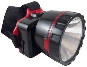 Productmine LED Head Mount Rechargeable Light Torches Torch (Black : Rechargeable)
