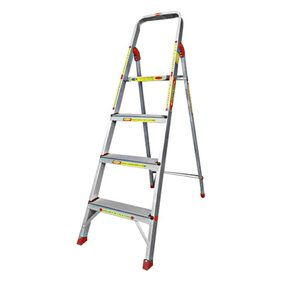 Pune Ladders Aluminium Ladder - 3 Steps