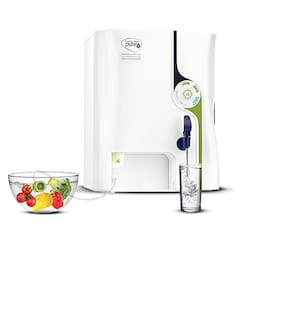 Pureit Marvella RO + UV 10 Ltr with Fruit & Vegetable Purifier