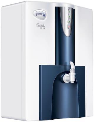 Pureit Marvella RO + UV 10 Ltr Water Purifier (White)