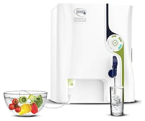 Pureit Marvella RO + MF 10 Ltr with Fruit & Vegetable Purifier