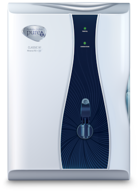 Pureit MINERAL RO+UV 6 L Electric Water Purifier