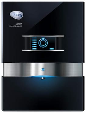 Pureit Ultima 10 L RO + UV+MF Electric Water Purifier