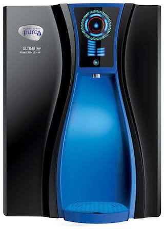 Pureit ULTIMA MINERAL RO+UV 10 L Electric Water Purifier
