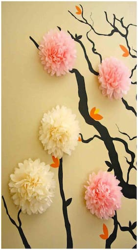 Purvani Printed Wall Painting On Mdf Board For Gifting Specially Hand Textured Laminated (7 x 4 inches)